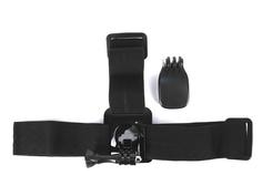 Аксессуар Крепление на голову + клипса GoPro Headstrap + QuickClip ACHOM-001
