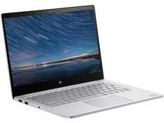 Ноутбук Xiaomi Mi Notebook Air 13.3 2018 JYU4064RU Silver (Intel Core i5-8250U 1.6 GHz/8192Mb/256Gb SSD/No ODD/nVidia GeForce MX150 2048Mb/Wi-Fi/Bluetooth/Cam/13.3/1920x1080/Windows 10 64-bit)