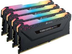 Модуль памяти Corsair DDR4 DIMM 3600Mhz PC4-28800 CL18 - 32Gb KIT (4x8Gb) CMW32GX4M4C3600C18