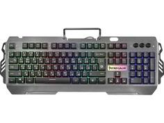 Клавиатура Defender Renegade GK-640DL Silver