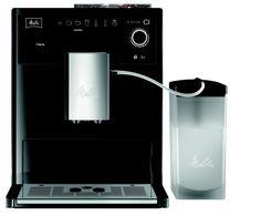 Кофемашина Melitta Caffeo Black E 970-103 CI