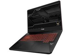 Ноутбук ASUS FX505GD-BQ261T Black 90NR00T3-M04900 (Intel Core i5-8300H 2.3 GHz/16384Mb/1000Gb+256Gb SSD/nVidia GeForce GTX 1050 4096Mb/Wi-Fi/Bluetooth/Cam/15.6/1920x1080/Windows 10 Home 64-bit)