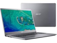 Ноутбук Acer Swift 3 SF315-52-50M2 Silver NX.GZ9ER.001 (Intel Core i5-8250U 1.6 GHz/8192Mb/256Gb SSD/Intel HD Graphics/Wi-Fi/Bluetooth/Cam/15.6/1920x1080/Linux)