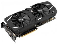Видеокарта ASUS GeForce RTX 2060 1365Mhz PCI-E 3.0 6144Mb 14000Mhz 192 bit 2xDP 2xHDMI DUAL-RTX2060-O6G