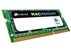 Модуль памяти Corsair Mac Memory DDR3 SO-DIMM 1333MHz PC3-10600 CL9 - 4Gb CMSA4GX3M1A1333C9