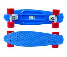 Скейт Maxcity MC Plastic Board small Blue