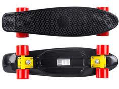 Скейт Maxcity MC Plastic Board Small Black