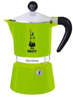 Кофеварка Bialetti Rainbow 3 порции 4972