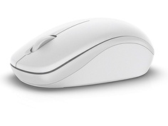 Мышь Dell WM126 Wireless Mouse White 570-AAQG