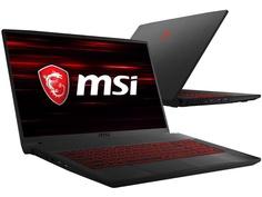 Ноутбук MSI GF75 8RC-205RU 9S7-17F112-205 (Intel Core i7-8750H 2.2GHz/8192Mb/1000Gb + 128Gb SSD/No ODD/nVidia GeForce GTX 1050 4096Mb/Wi-Fi/Bluetooth/Cam/17.3/1920x1080/Windows 10 64-bit)