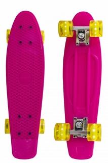 Скейт Atemi Penny Board APB-4.15 Pink