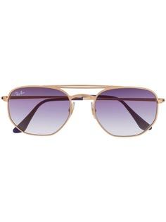 Ray-Ban солнцезащитные очки Marshal с градиентными линзами