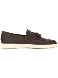 Santoni туфли с кисточками