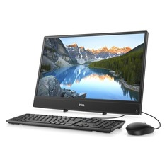 """Моноблок DELL Inspiron 3280, 21.5"""", Intel Core i5 8265U, 4Гб, 1000Гб, NVIDIA GeForce MX110 - 2048 Мб, Linux Ubuntu, черный [3280-7867]"""