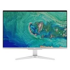 "Моноблок ACER Aspire C27-865, 27"", Intel Core i5 8250U, 4Гб, 1000Гб, 128Гб SSD, Intel UHD Graphics 620, Windows 10 Home, серебристый и черный [dq.bcner.008]"