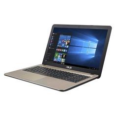 """Ноутбук ASUS VivoBook A540LA-DM1480T, 15.6"""", Intel Core i3 5005U 2.0ГГц, 4Гб, 1000Гб, 128Гб SSD, Intel HD Graphics 5500, Windows 10, 90NB0B01-M30200, черный"""