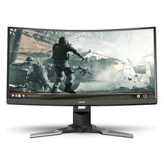 """Монитор Acer 31.5"""" XZ321QUbmijpphzx VA 2560x1440 144Hz FreeSync 300cd/m2 16:9"""