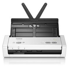 Сканер BROTHER ADS-1200 серый/черный [ads1200tc1]