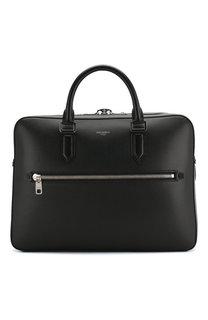 Кожаный портфель Dolce & Gabbana