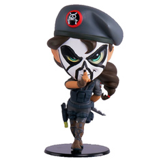 Фигурка UbiCollectibles Six Collection Merch Caveira Chibi