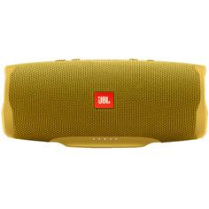 Беспроводная акустика JBL Charge 4 Mustard Yellow