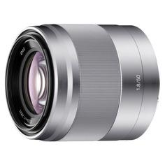 Объектив для цифрового фотоаппарата Sony SEL50F18