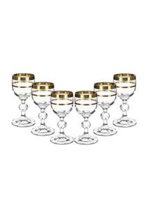 Бокал для вина 6 шт BOHEMIA CRYSTAL