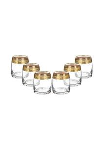 Стакан для виски 6 шт BOHEMIA CRYSTAL