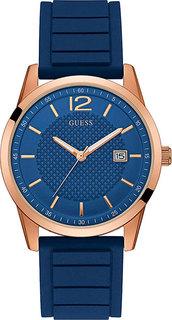 Мужские часы в коллекции Dress Steel Мужские часы Guess W0991G4