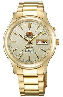 Японские мужские часы в коллекции 3 Stars Crystal 21 Jewels Мужские часы Orient EM0201WC