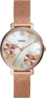 Женские часы в коллекции Jacqueline Женские часы Fossil ES4534
