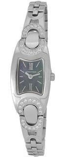 Женские часы в коллекции Giselle Женские часы Romanson RM9240QLW(BK)