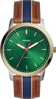 Мужские часы в коллекции The Minimalist 3h Мужские часы Fossil FS5550