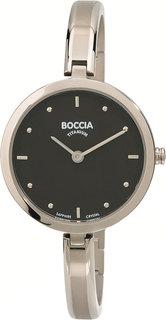 Женские часы в коллекции Circle-Oval Женские часы Boccia Titanium 3248-01
