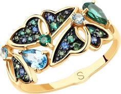 Золотые кольца Кольца SOKOLOV 715632_s