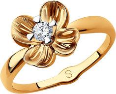 Золотые кольца Кольца SOKOLOV 1011848_s