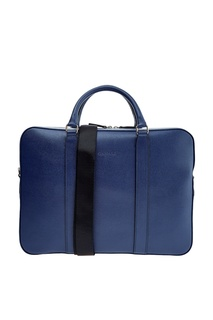 Кожаная сумка с короткими ручками Canali