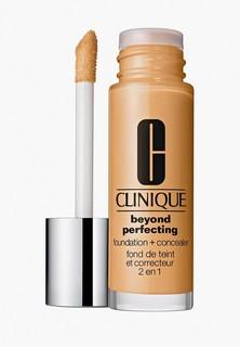 Тональный крем Clinique Beyond Perfecting Makeup, CN 02 Breeze