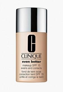 Тональный крем Clinique Корректирующий Even Better Makeup Broad Spectrum SPF 15