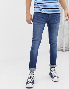 Синие джинсы скинни Loyalty & Faith - Синий