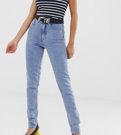Джинсы в винтажном стиле Vero Moda Tall - Синий