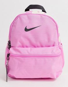 Розовый рюкзак Nike just do it - Розовый