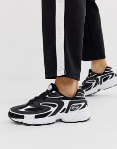 Черные кроссовки Fila Creator - Черный