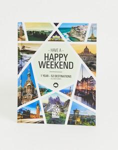 Книга-путеводитель Happy Weekend - Мульти Books