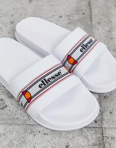 Белые шлепанцы ellesse - filippo - Белый