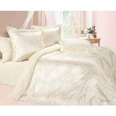 Комплект постельного белья Ecotex 2 сп, сатин-жаккард Эстетика Нимфа (4670016957108)