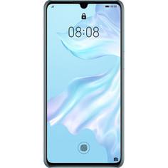Смартфон Huawei P30 Breathing Crystal /Светло-голубой