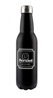 Термос Rondell RDS-425 Bottle Black 700ml