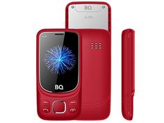 Сотовый телефон BQ BQ-2435 Slide Red