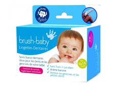Салфетки Brush-baby BRB142